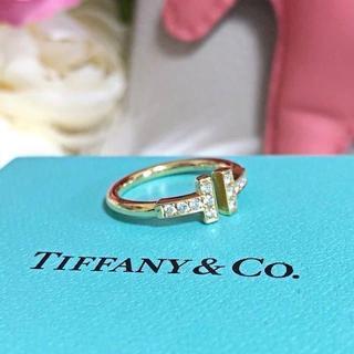Tiffany & Co. - ティファニー T字リング