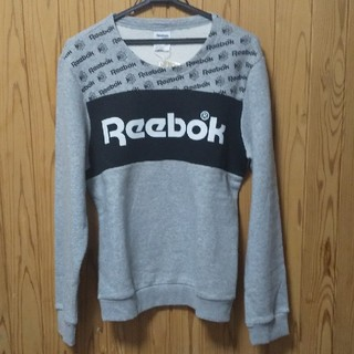 リーボック(Reebok)のReebok トレーナー(スウェット)