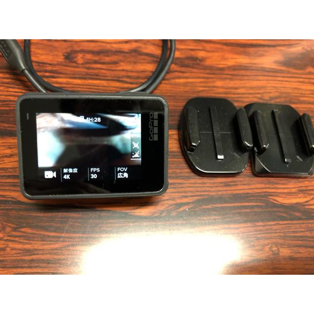 GoPro(ゴープロ)の中古★GoPro  HERO5 スマホ/家電/カメラのカメラ(ビデオカメラ)の商品写真