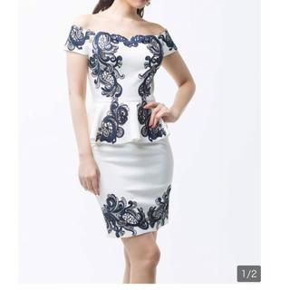 アンディ(Andy)の新品2.3万 Alice ドレス rady エミリアウィズ キャバ 結婚式(ナイトドレス)