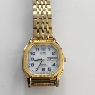 シチズン(CITIZEN)のシチズン   エコドライブ   ソーラー時計(腕時計(アナログ))