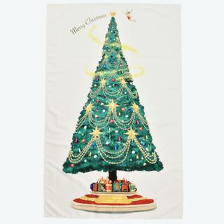 Disney - ディズニー タペストリー クリスマス