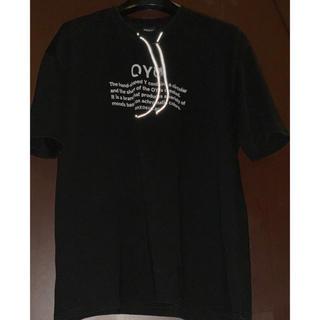 Balenciaga - OY リフレクタードローコード Tシャツ black