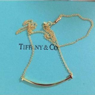 Tiffany & Co. - TIFFANY ティファニー スマイル ネックレス