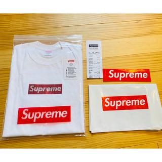 シュプリーム(Supreme)のsupreme swarovski Tシャツ Sレシート付き(Tシャツ/カットソー(半袖/袖なし))