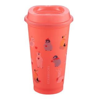 スターバックスコーヒー(Starbucks Coffee)の【新品】台湾スターバックス リユーザブルカップ クリスマス限定(タンブラー)