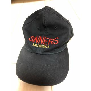 Balenciaga - BALENCIAGA キャップ 帽子