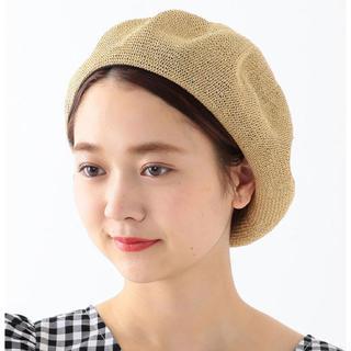 レイビームス(Ray BEAMS)のサーモベレー帽(ハンチング/ベレー帽)