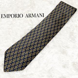 Emporio Armani - EMPORIO ARMANI エンポリオアルマーニ ネクタイa59結婚式入社入学