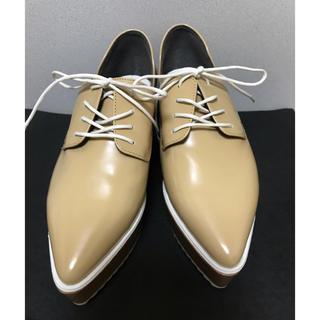 ムルーア(MURUA)のムルーア レースアップ ローファー(ローファー/革靴)