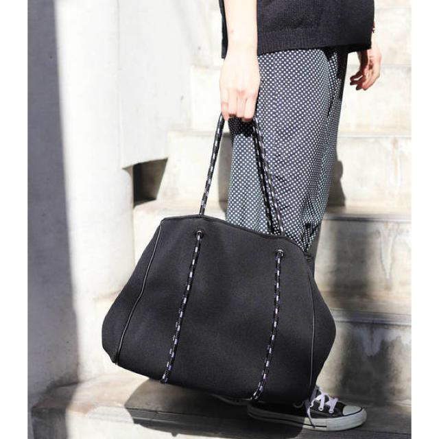 DEUXIEME CLASSE(ドゥーズィエムクラス)のFOXLANE/フォックスレーン  トートバッグ レディースのバッグ(トートバッグ)の商品写真