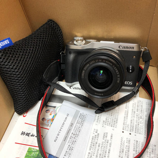 Canon - Canon EOS M6 シルバー