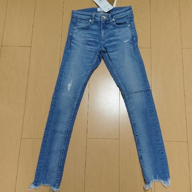 GYDA(ジェイダ)のGYDA デニムパンツ 定価16489円 レディースのパンツ(デニム/ジーンズ)の商品写真