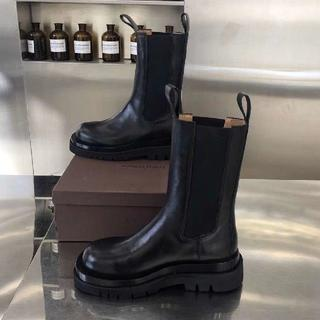 ボッテガヴェネタ(Bottega Veneta)のBottega Veneta ブラック ブーツ(ブーツ)