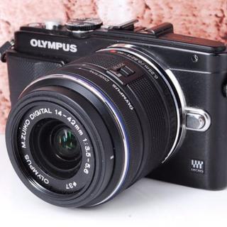 OLYMPUS - ★超可愛い★オリンパス E-PL5 レンズキット♪