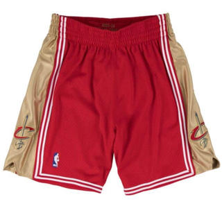 MITCHELL & NESS - Mitchell&Ness Cavaliers Authentic Shorts
