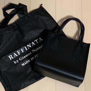 23区 - 【美品】RAFFINATA  ラフィナータ  23区 ブラックバッグ