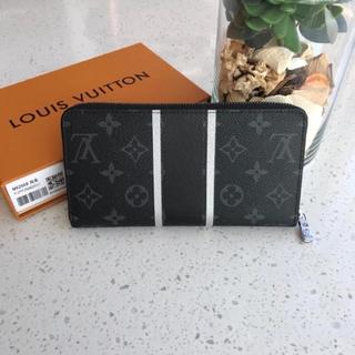LOUIS VUITTON - 長財布louis vuitton黒