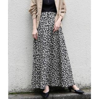 LOWRYS FARM - lowrysfarm ローリーズファーム ハナクルミボタンAラインスカート