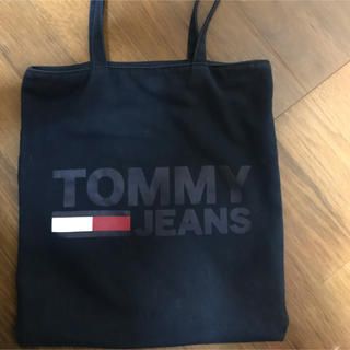 TOMMY HILFIGER - トミージーンズ tommy jeans トートバッグ