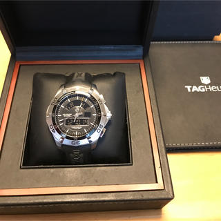 TAG Heuer - タグホイヤー アクアレーサー  CAF1010.FT8011