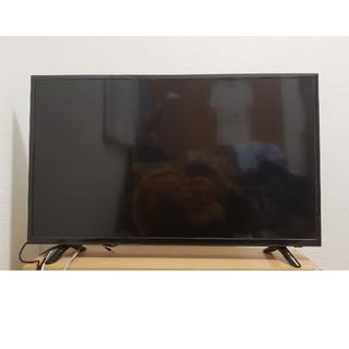 40型 テレビ 2019年製