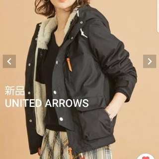 BEAUTY&YOUTH UNITED ARROWS - 新品❁beauty&youth UNITED ARROWS マウンテンパーカー