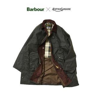 Barbour - KAPTAIN SUNSHINE  ✕  Barbour  トラベラーコート