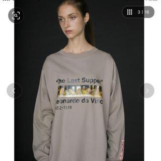 BEAUTY&YOUTH UNITED ARROWS - monkey time  ART PRINT LSL TEE/Tシャツ