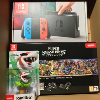 Nintendo Switch - Switch スマブラSPセット