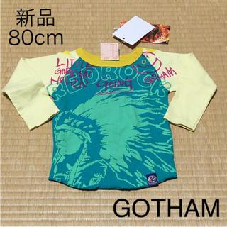 GOTHAM - 新品 80cm 男の子 ゴッサム   長そで GOTHAM