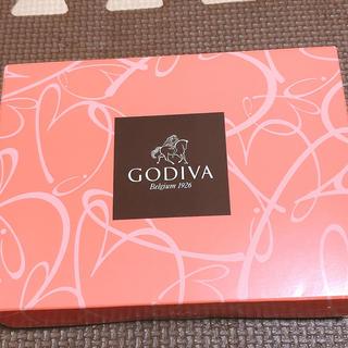 GODIVA ゴディバ アソートメント12粒入り(菓子/デザート)
