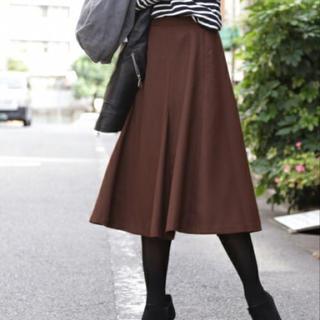 BABYLONE - バビロン 茶色 ブラウン スカート