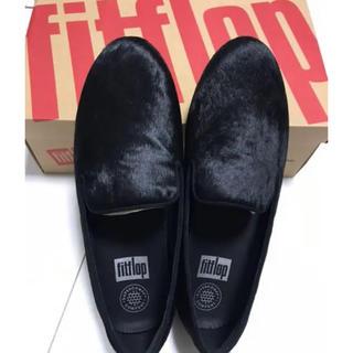 フィットフロップ(fitflop)の新品未使用 フィットフロップ  ローファー スニーカー(ローファー/革靴)