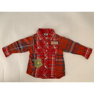 エフオーキッズ(F.O.KIDS)のF.O. KIDS 長袖シャツ 80cm(シャツ/カットソー)