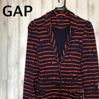 ギャップ(GAP)のGAP スウェット ジャケット レディース(テーラードジャケット)