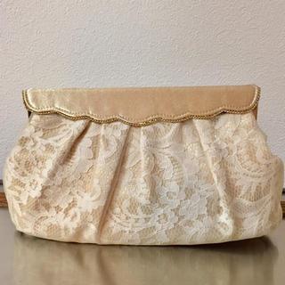 パーティーバッグ 大きめ パーティバッグ 結婚式 卒業式バッグ お呼ばれバッグ(ショルダーバッグ)