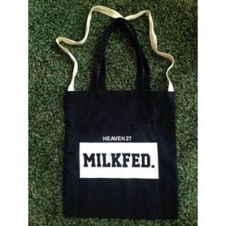 ミルクフェド(MILKFED.)のMILKFED. 2way トート バッグ(トートバッグ)