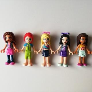 Lego - レゴフレンズ 人形 フィギュア ミニフィグ フィグ ステファニー ミア エマ