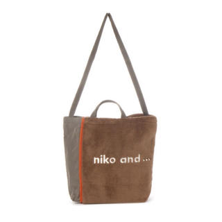 niko and... - Niko and…オリジナル二コロゴトートボア2way