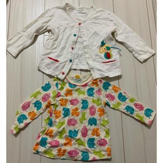 ムージョンジョン(mou jon jon)のキッズズー、ムージョン80(Tシャツ)