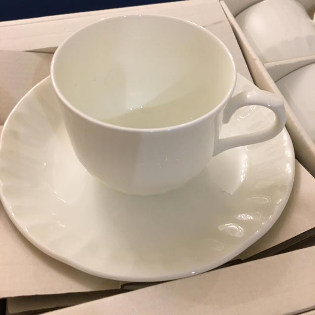 NARUMI(ナルミ)のナルミ 新品 カップ ソーサー  インテリア/住まい/日用品のキッチン/食器(食器)の商品写真
