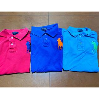 ポロラルフローレン(POLO RALPH LAUREN)の3点ラルフローレン ポロシャツ(ポロシャツ)