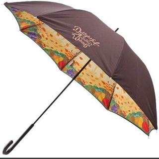 ダッフィー - ディズニー ダッフィーたちの秋のぼうけん 傘 ダッフィー&フレンズ