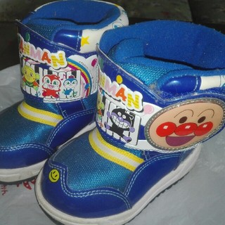 アンパンマン(アンパンマン)のアンパンマン 冬靴 14cm(ブーツ)