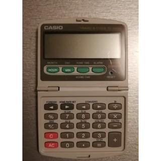 カシオ(CASIO)のカシオ トラベル電卓(オフィス用品一般)