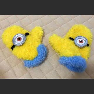 ミニオン - ミニオン 手袋 USJ