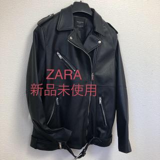 ZARA - ZARA ライダースジャケット