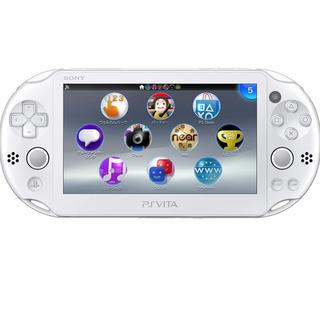 プレイステーションヴィータ(PlayStation Vita)のPlayStation®Vita(PCH-2000シリーズ) Wi-Fiモデル(携帯用ゲーム機本体)