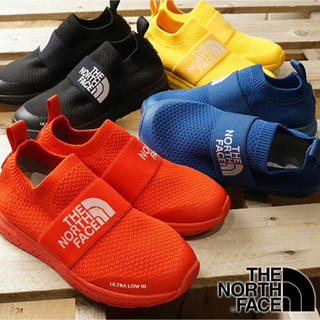 THE NORTH FACE - THE NORTH FACE ノースフェイス キッズ スニーカー 15cm